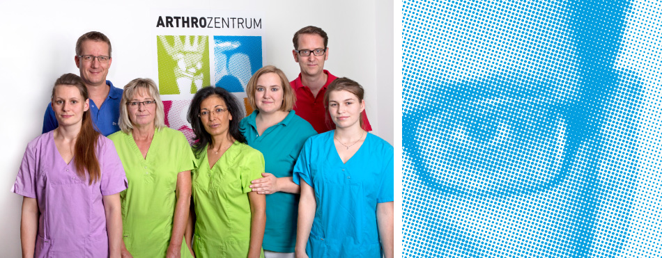 ARTHROZENTRUM Team